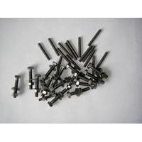 钛标准件,钛螺栓,钛螺母,钛垫片,钛弹垫
