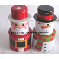 圣诞套装铁罐