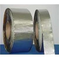 HF高性能玻纤铝箔带在设计上具有耐磨、耐酸碱、耐腐蚀等特点