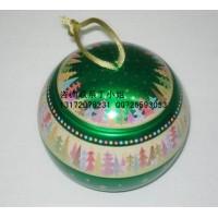 圆球形铁罐,球形包装盒