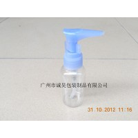 供应50ML压泵分装瓶  塑料瓶