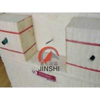 红砖窑高温段保温棉吊顶 陶瓷纤维模块 安装质保