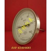 WSS401轴向双金属温度计使用说明,低价,