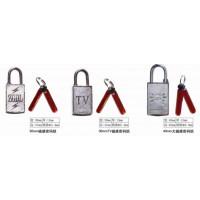 热销防水磁感密码锁/无孔磁性通开锁/长梁子母锁