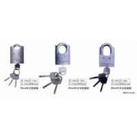 厂家销售不锈钢通开挂锁/半包梁锁/燃气专用防盗锁