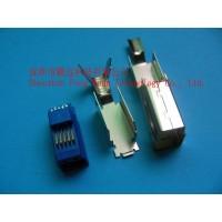 USB3.0  BM 三件式 铁壳镀镍
