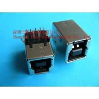 USB3.0 BF DIP 铜壳镀镍