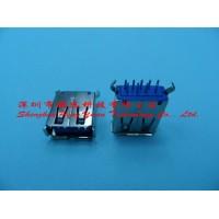 USB3.0AF180度插板