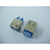 双层USB3.0AF180度焊线