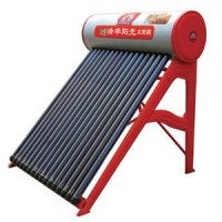 北京清华阳光速腾强热太阳能热水器