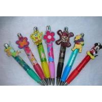 专业订做银行签字笔,卡通礼品笔,圆珠笔批发,金属中性笔
