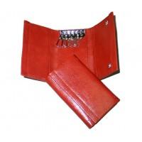 多功能皮质匙扣包,优质钱包定制,拉链匙扣生产厂,牛皮匙包
