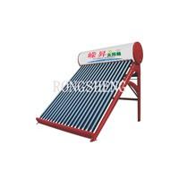 嵘昇太阳能热水器产品优势