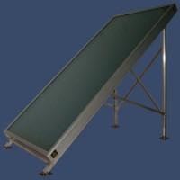 嵘昇太阳能平板集热器优势