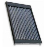 嵘昇太阳能同心直流管集热器原理