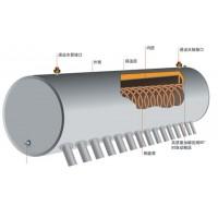 嵘昇内置盘管式太阳能热水器
