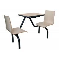 连锁餐厅桌椅 | 广东快餐桌椅 | 炸鸡汉堡桌椅