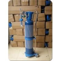 西安便携家庭型氧气瓶10升 680元全套 配送氧气