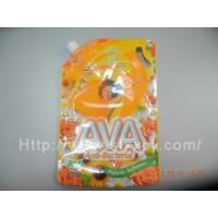 斜嘴洗衣液自立袋,汕头新兴厂家优质供应