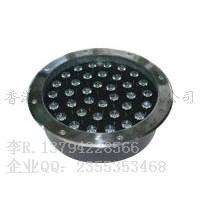 圆形LED地埋灯36w Φ300x80mm LED地下灯