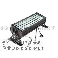 36W长方形LED投光灯 大枕头投射灯335x158x220