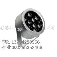 9w壁挂式LED投光灯 挂吊式LED投射灯Φ135x125