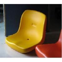 体育馆塑胶看台椅批发 中空吹塑看台椅厂家