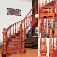 林典木业实木楼梯----幸福之家