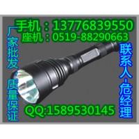 大功率防爆手电筒JW7230,防爆强光LED电筒
