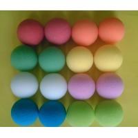 供应高密度海绵球,异型海绵球成型加工