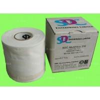 供应色牢度测试耗材ISO标准多纤维布DW六纤条纤维