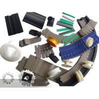 承接各种尼龙异形件、MC尼龙塑料件加工 欢迎来图来样定制