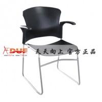 广东弓型培训椅会议办公椅时尚椅休闲