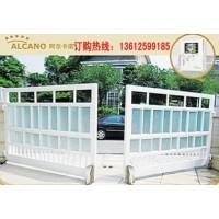 供应阿尔卡诺遥控自动庭院 铁艺大门电动开门机