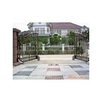 供应别墅庭院大门专用走地轮式平开门机