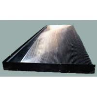 波型摇床面-单波双波摇床面-选金摇床面-江西石城玻璃钢摇床面