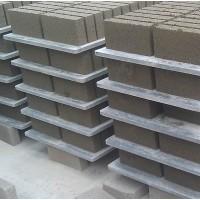 PVC托板免烧水泥砖机托板厂家