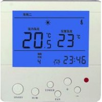 大量批发德州液晶温控器,中央空调液晶温控器厂家直销