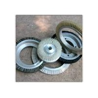 纺织定型机毛刷轮