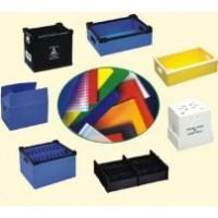 塑料中空板周转箱,折叠式周转箱,塑料周转箱,注塑箱
