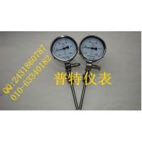 供应普特WTYY-1021电阻远传双金属温度计 PT100