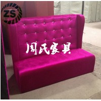 泰州餐厅卡座沙发定做,广州餐厅卡座沙发