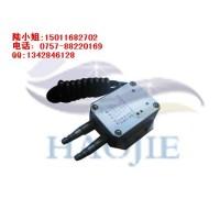 室内通风机检测压力传感器,PLC链接显示压力传感器