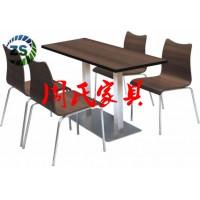 供应曲木餐桌椅定做尺寸,广州餐厅家具厂