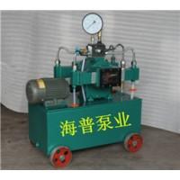 成都2D-SY电动试压泵压力遥控系统