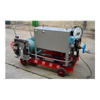 3DY大流量电动高压泵压力测试系统