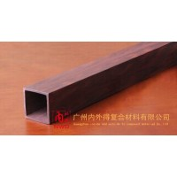 50x50木塑生态木方通(空)
