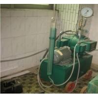 氧气瓶专用禁油水压试验机电动试压泵