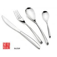意大利顶级设计sambonet 完美曲线经典 高品刀叉勺