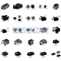 耳机插座重点资料/耳机插座性能电气电压/耳机插座参数指标电流